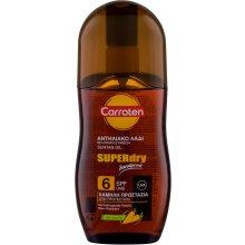 Carroten Superdry Suntan Oil 125ml - SPF6...