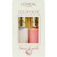 L´Oreal Paris Color Riche Duo Manicure 006...