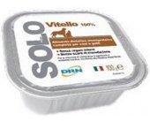 Solo Vitello 100% vasikaliha konserv...