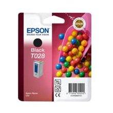Тонер Epson Ink T0284 чёрный | Stylus C60