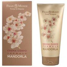 Frais Monde Almond Body Cream, Cosmetic...