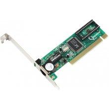 Võrgukaart Gembird 100Base-TX PCI Fast...