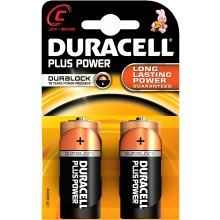 DURACELL Batterie Plus Power -C...