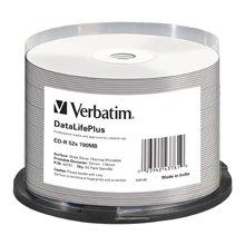 Диски Verbatim 43781 CD-R 80 Rohlinge 700MB...