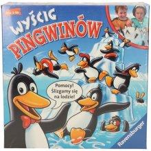 RAVENSBURGER RAVEN. Gra Wyścig Pingwi nów