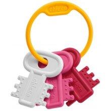 CHICCO Pink Keychain Keys