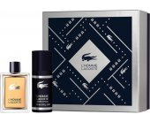 Lacoste L'Homme Set3 (EDT 100ml + Deodorant...