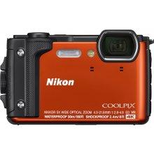 Фотоаппарат NIKON Coolpix W300, оранжевый