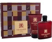 Trussardi Uomo The Red Set (EDT 50ml +...