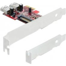 Delock PCI Expr Card 2x USB3.0 int...