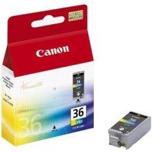 Tooner Canon CLI-36 Col, helesinine...