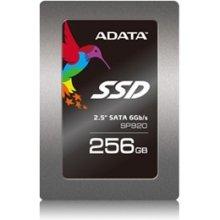 Kõvaketas ADATA SSD Premier Pro SP920 256GB...