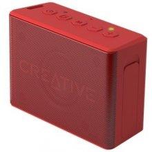 Колонки Creative Muvo 2c red беспроводной