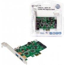 LogiLink PCI-Express Schnittstellenkarte...