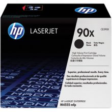 Tooner HP Toner Black 90X for LaserJet M4555...