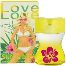 Love Love Sun & Love 35ml - Eau de Toilette...