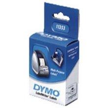Dymo LabelWriter Multipurpose Labels, Black...