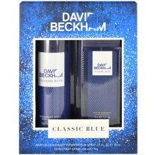 David Beckham Classic Blue, Deodorant 75ml +...