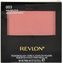 Revlon Powder Blush с Brush 003 Mauvelous...