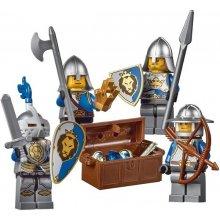 LEGO Castle Knights Minifigurki, Zestaw