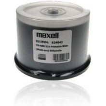 Диски Maxell CD-R 700 MB 52x PRINTABLE NO ID...