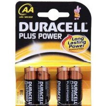 DURACELL AA/LR6, Alkaline Plus Power MN1500...