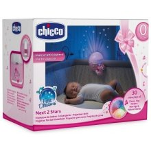 CHICCO The projector for crib pink