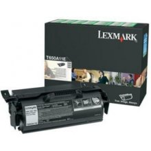 Тонер Lexmark T650A11E Cartridge, чёрный...