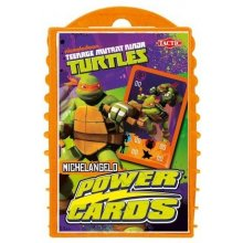 TACTIC Power kaardid Turtles 3