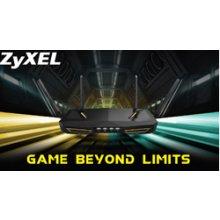 ZYXEL NBG6817 ARMOR Z2 ruuter WiFi AC2600...