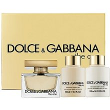 Dolce & Gabbana The One, Edp 75ml + 100ml...