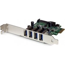 StarTech.com 4 PORT PCI EXPRESS PCIE...