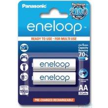 PANASONIC Eneloop R6/AA 1900mAh, 2 Pcs...