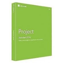 Microsoft Project 2016 Standard (EN) Win...