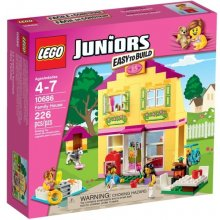 LEGO Juniors pere house