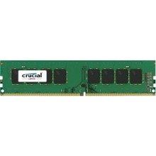 Mälu Crucial 8GB DDR4-2400 UDIMM, NON-ECC...