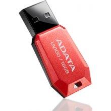 Mälukaart ADATA UV100 32 GB, USB 2.0, punane