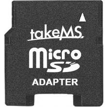 Mälukaart TakeMS microSDHC Karte 4GB