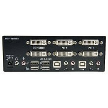 StarTech.com SV231DD2DUA, USB, USB, DVI-I...