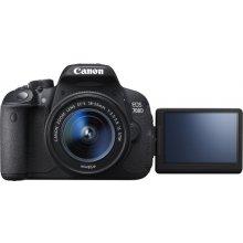 Fotokaamera Canon 700D EOS, SLR Kit, CMOS...