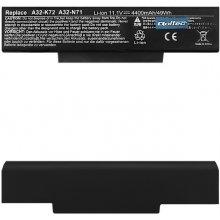 Qoltec Bateria do Asus A32-K72 K72 K72J...