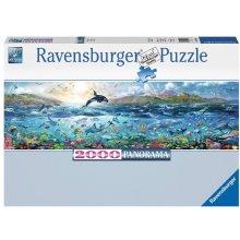 RAVENSBURGER RAVEN. 2000 EL. Życie w oceanie
