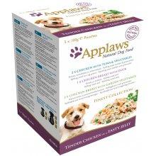 Applaws набор паучей с желе для собак...