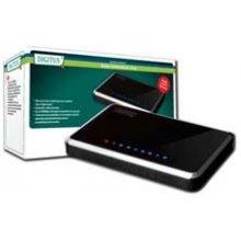 Assmann/Digitus 8-port BlackRapid 100 Switch