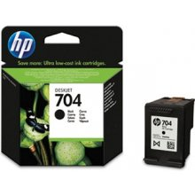 Tooner HP 704 Black Ink Cartridge, Black, HP...