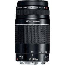 Canon EF 75-300mm f/4.0-5.6 III USM, SLR...
