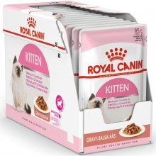 Royal Canin Kitten - Gravy / Sauce -...