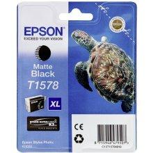 Тонер Epson Ink T1578 Matte чёрный | 25,9 ml...