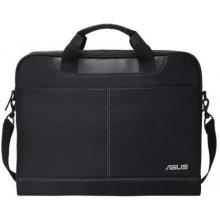 Asus Nereus, Briefcase, Black, Polyester