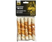 PrimaDog Filled Rawhide Roll with Chicken -...
